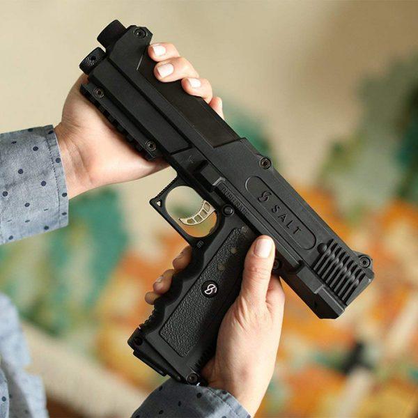Non-Lethal Pepper Spray Gun