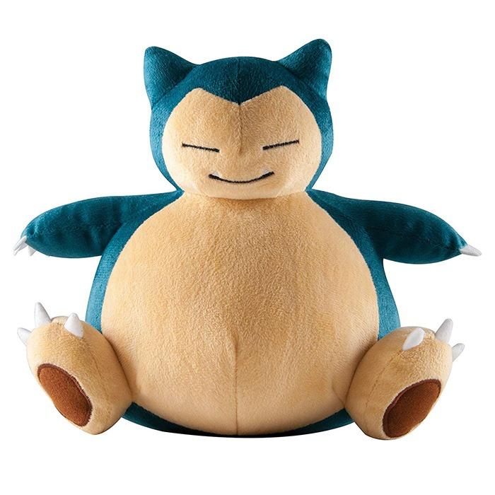 Pokemon Snorlax Bean Bag Plush