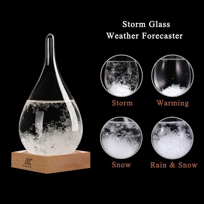 Storm Glass Weather Predictor 3