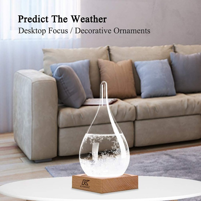 Storm Glass Weather Predictor 4