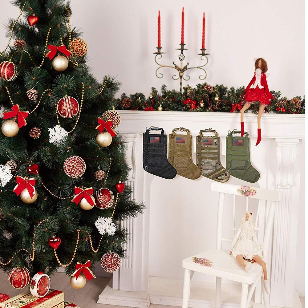 Tactical Christmas Stocking Decoration