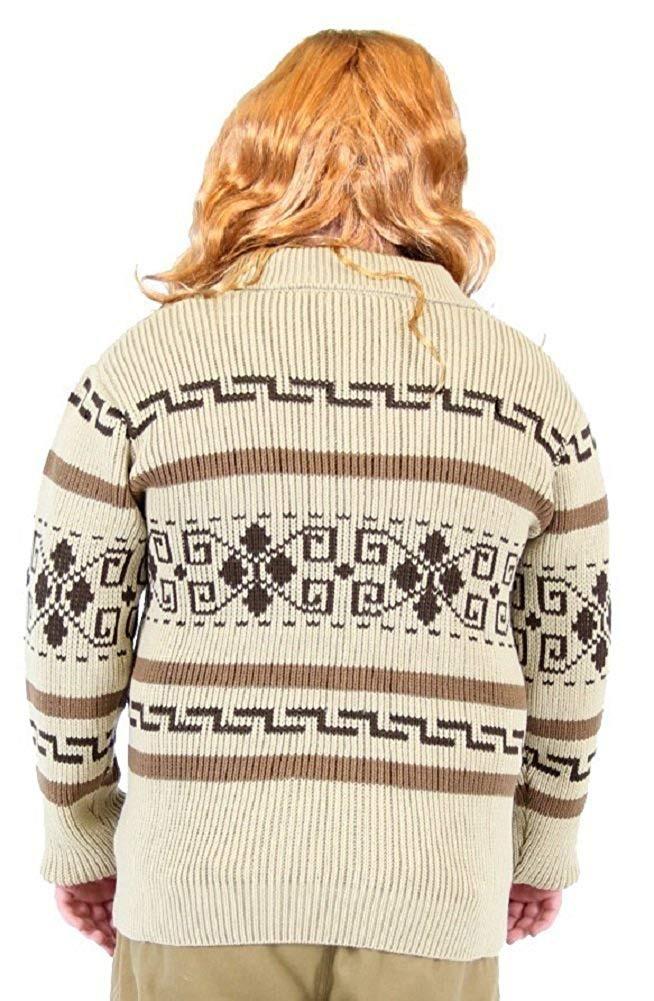 The Big Lebowski Sweater Back Full