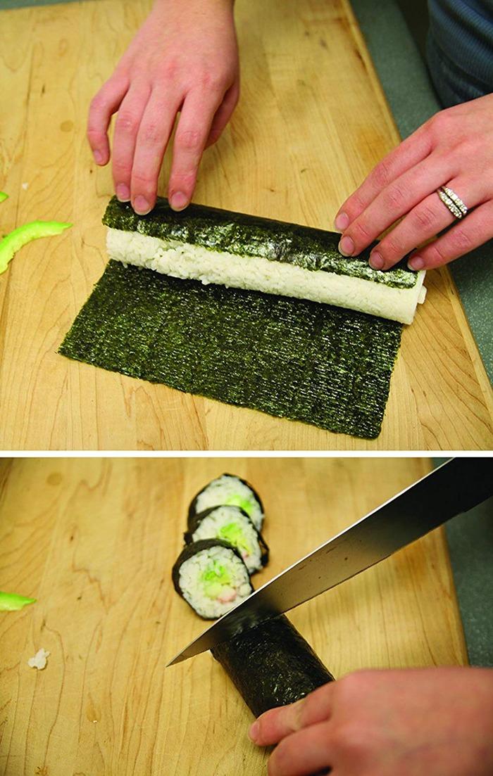 The Sushi Bazooka 11