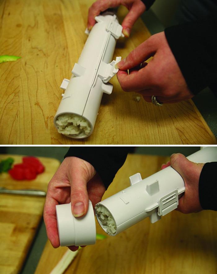 The Sushi Bazooka 9