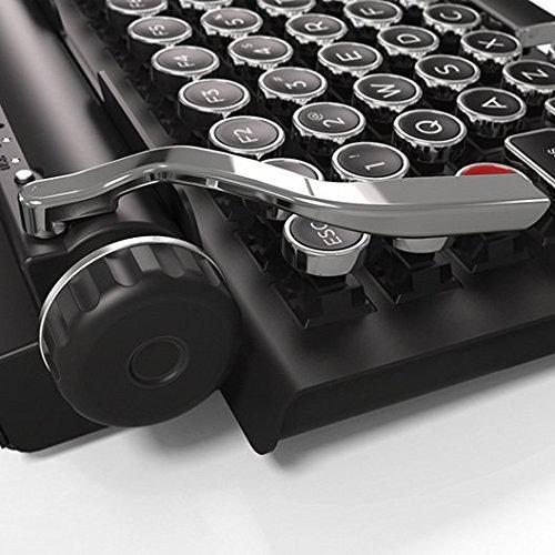Typewriter Inspired Retro Keyboard 2