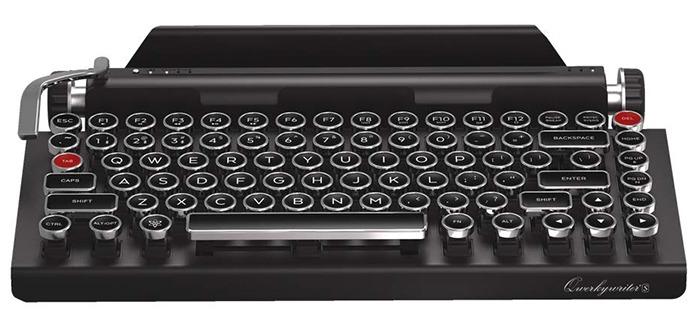 Typewriter Inspired Retro Keyboard 7