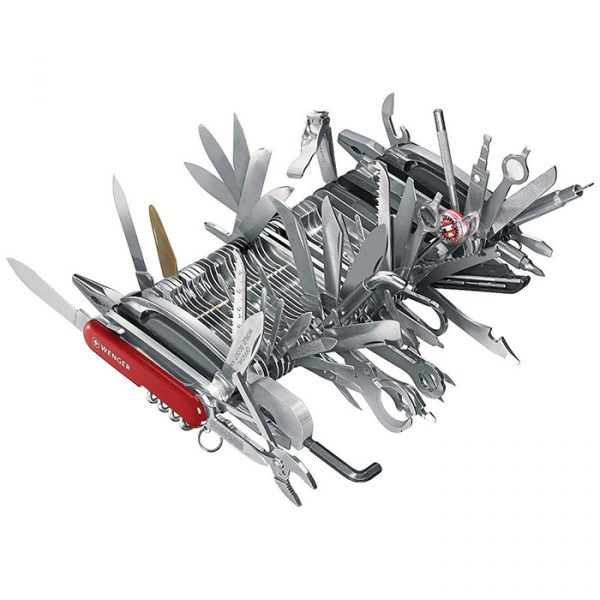 Wenger 16999 Giant Swiss Army Knife