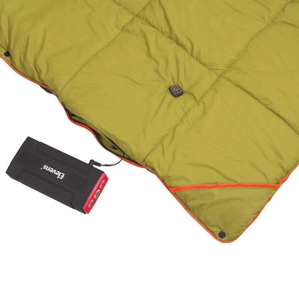 Battery Powered Heated Blanket 2