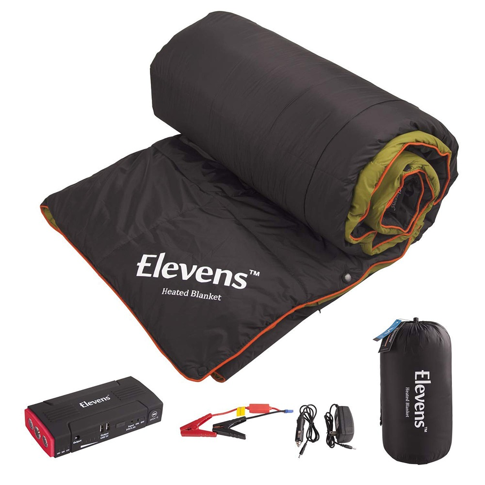 Battery Powered Heated Blanket 3