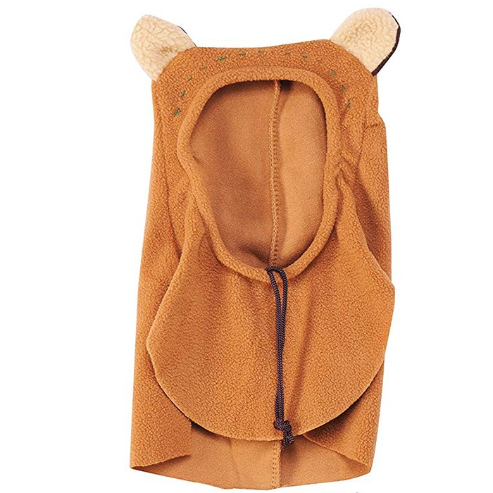 Ewok Dog Costume Headpiece