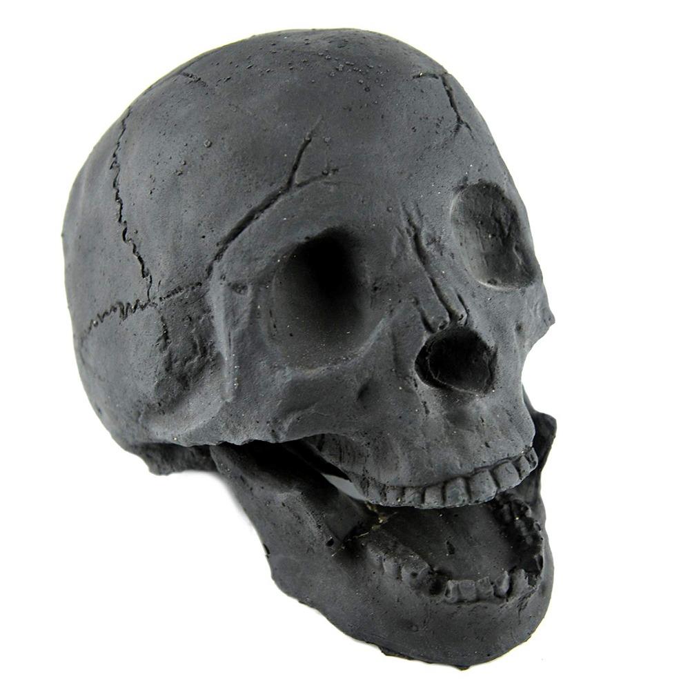 Fire Pit Skull Logs 3