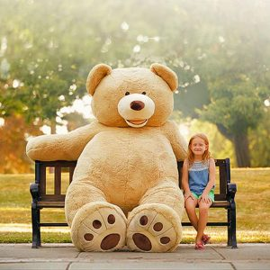 Giant 8 Foot Teddy Bear