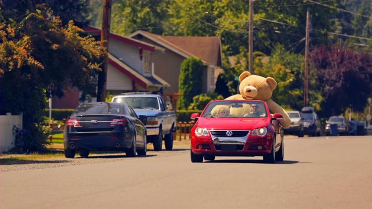 Giant 8 Foot Teddy Bear 4
