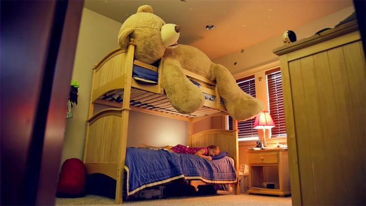 Giant 8 Foot Teddy Bear 6