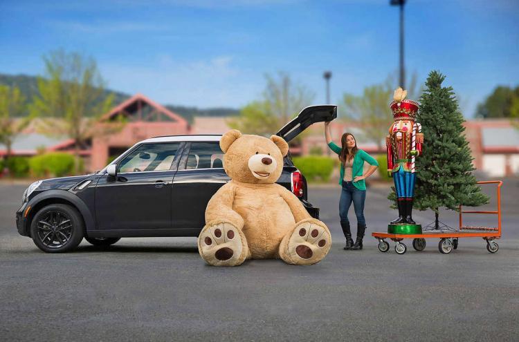 Giant 8 Foot Teddy Bear 8