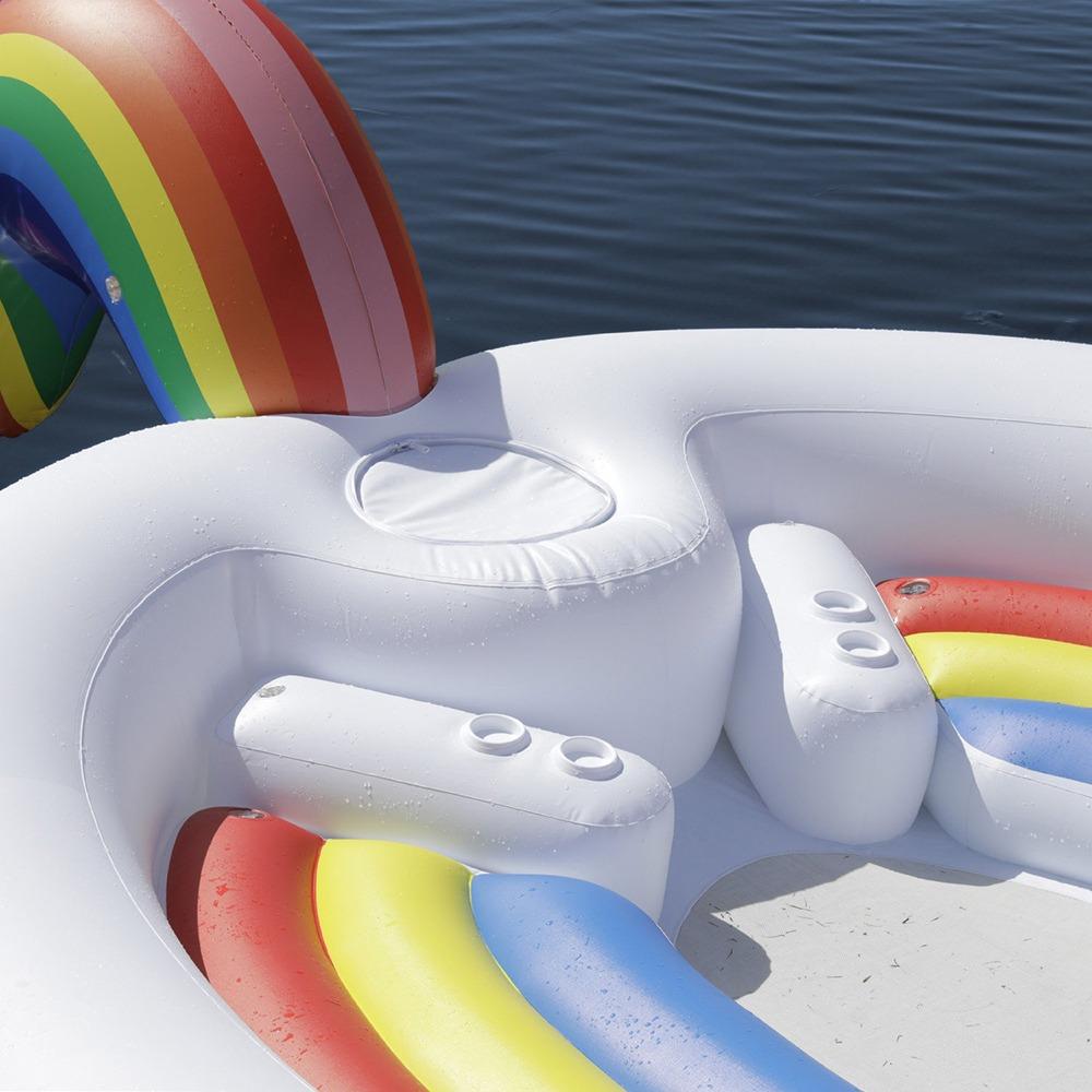 Giant Unicorn Lake Float 3