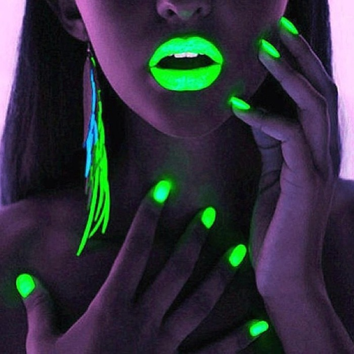 Glow In The Dark Nail Polish 2