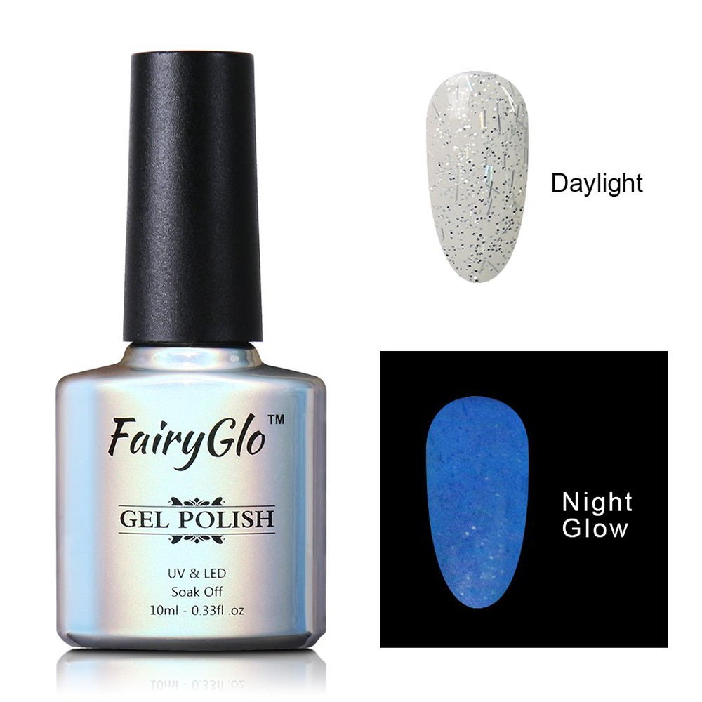 Glow In The Dark Nail Polish 5