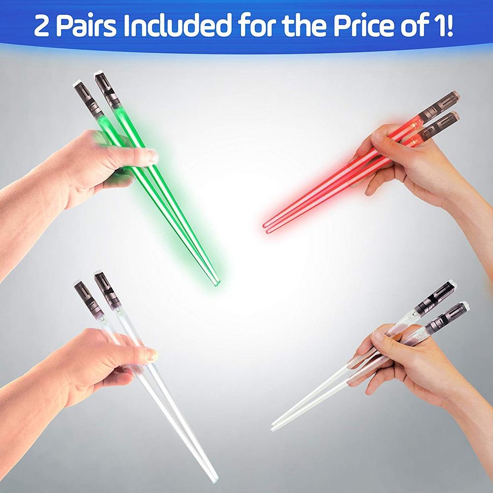 Lightsaber Chopsticks 3