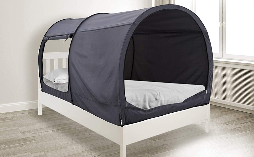 Privacy Bed Tent 4