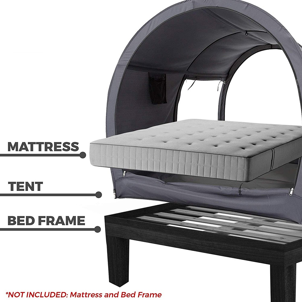 Privacy Bed Tent 6