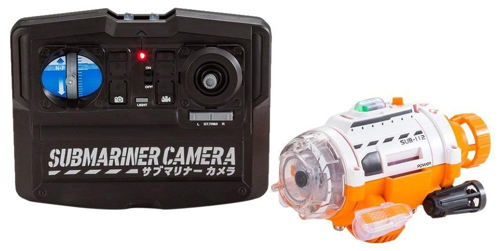 Remote Control Submarine Camera 10