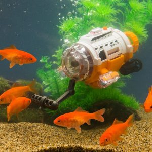 Remote Control Submarine Camera