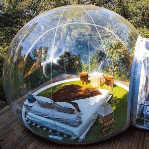 The Bubble Tent