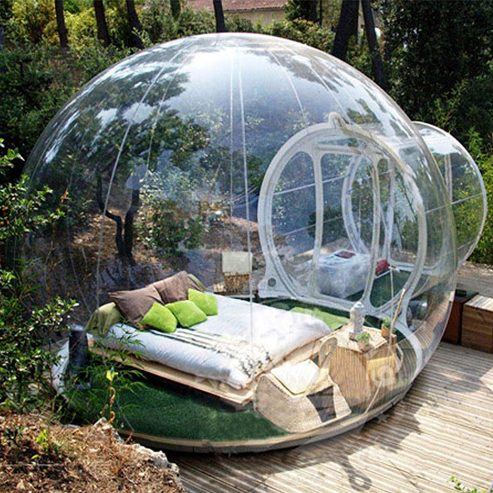 The Bubble Tent 4