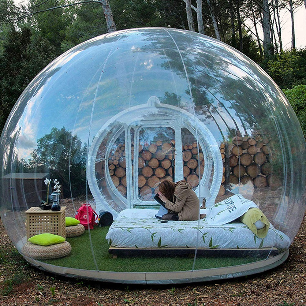 The Bubble Tent 5