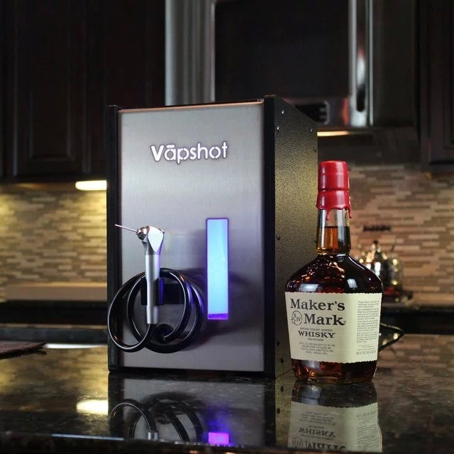 Vaporized Alcohol Shot Machine 3