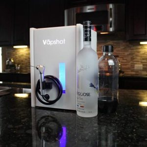 Vaporized Alcohol Shot Machine
