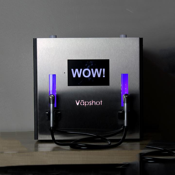 Vapshot Pro Vaporized Alcohol Shot Machine
