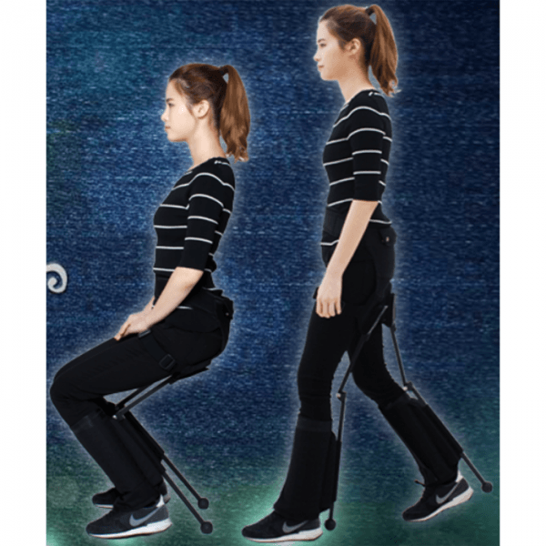 Wearable Chairless Chair 2