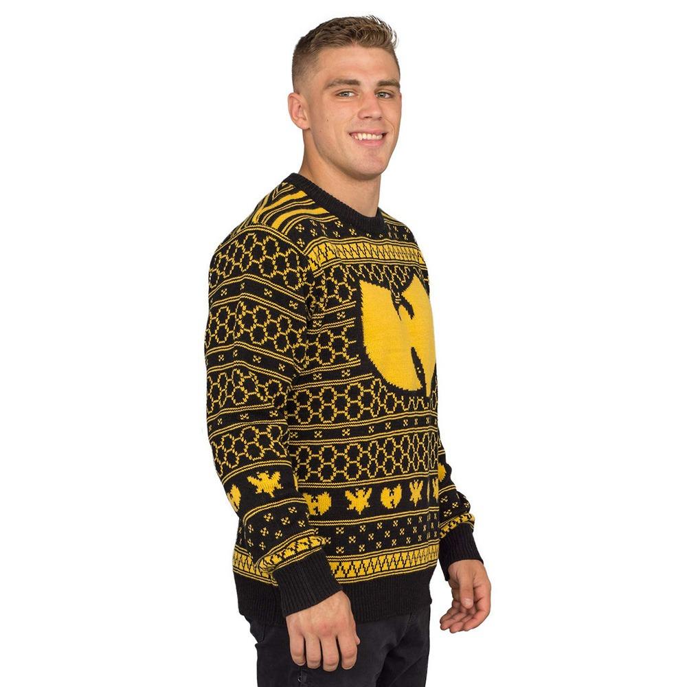 Wu-Tang Christmas Sweater 3