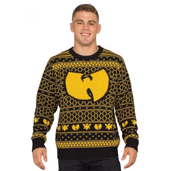 Wu-Tang Christmas Sweater