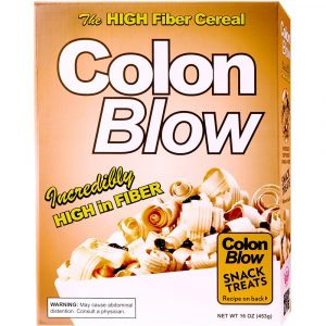 Colon Blow Cereal 2