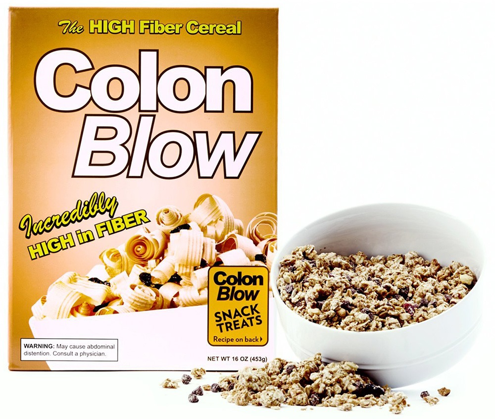Colon Blow Cereal