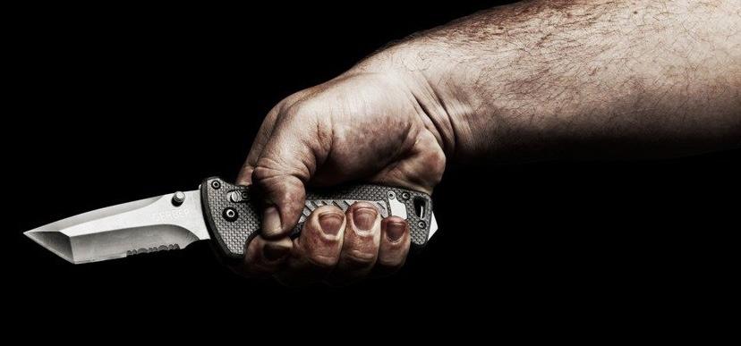 DMF Folder Knife