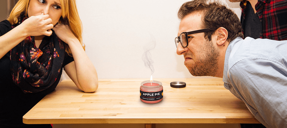 Good-To-Bad Scented Prank Candle 2