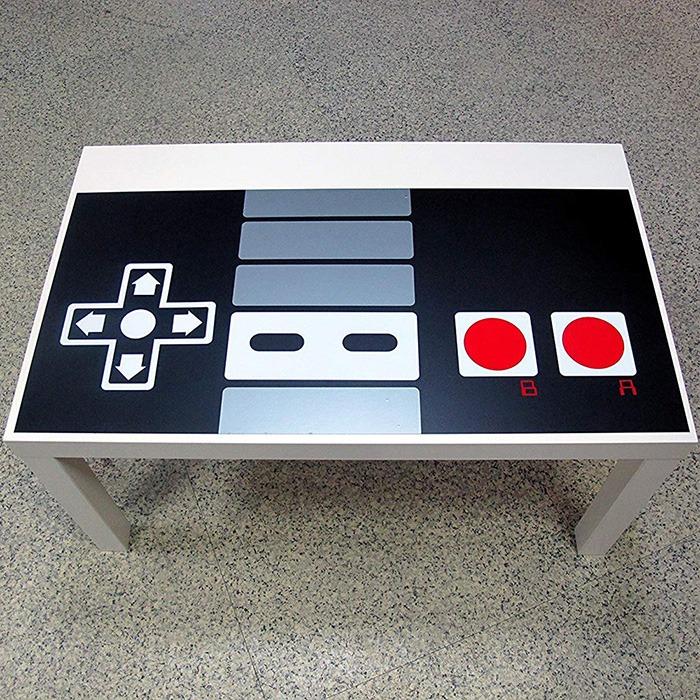 Controller Coffee Table.Nintendo Controller Coffee Table
