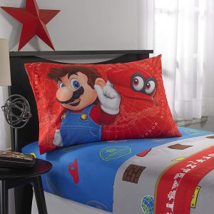 Nintendo Super Mario Bedding Set