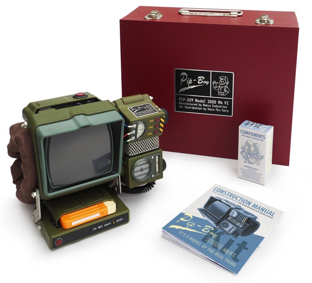 Pip-Boy 2000 Mark VI Kit 7