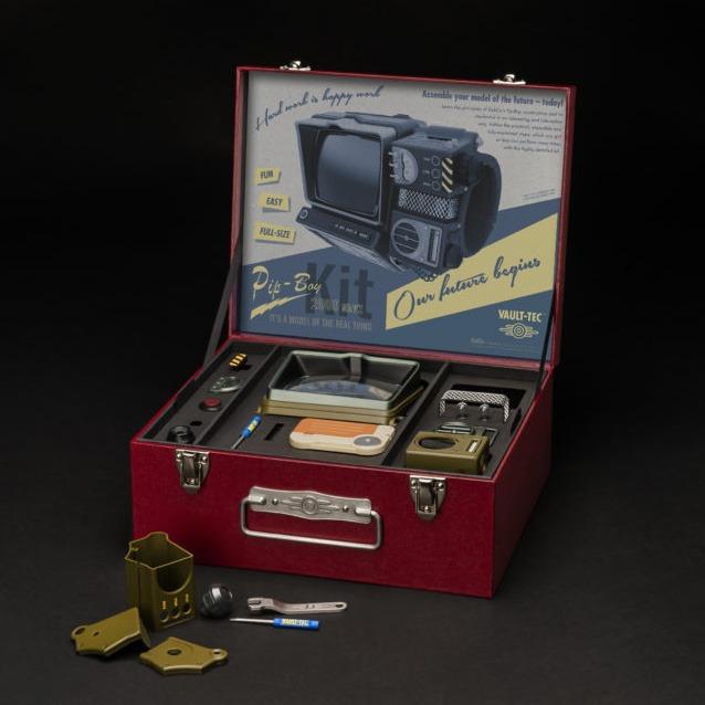 Pip-Boy 2000 Mark VI Kit 8