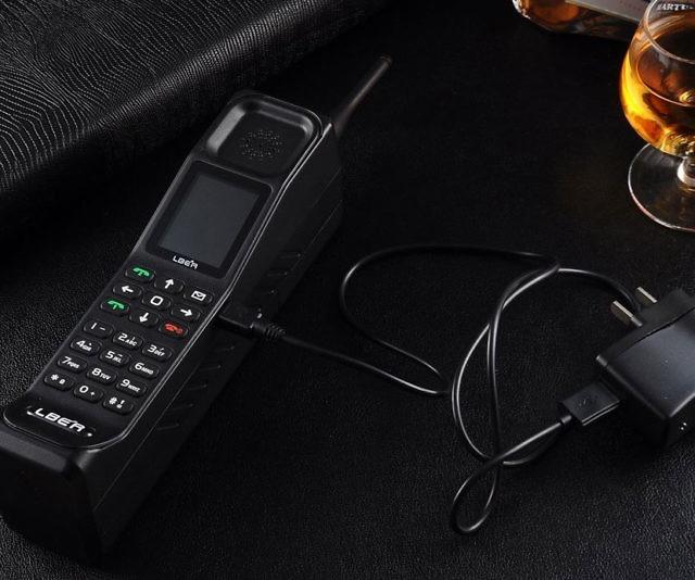 Retro Brick Cell Phone 3