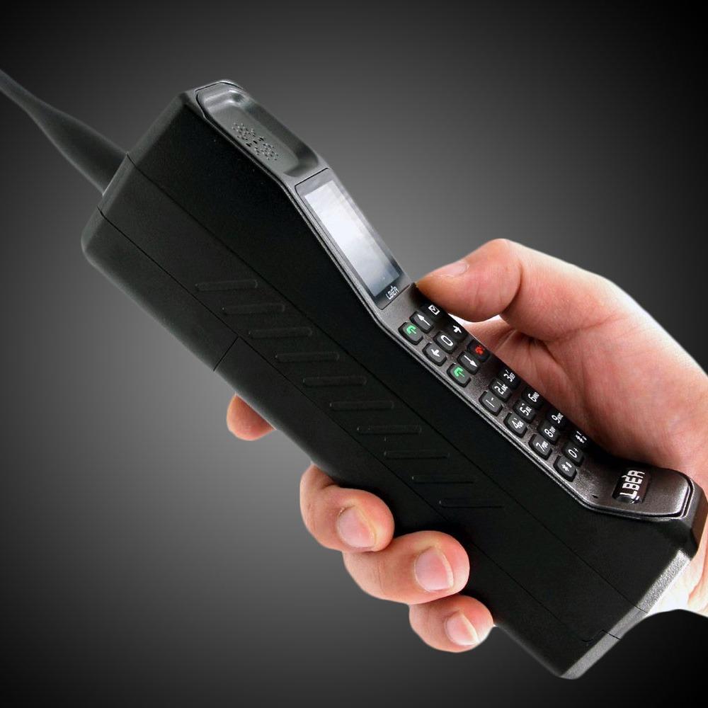 Retro Brick Cell Phone