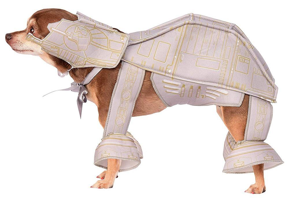 Star Wars AT-AT Dog Costume 2