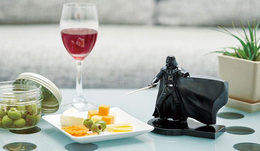 ToothSaber - Darth Vader Toothpick Dispenser 3