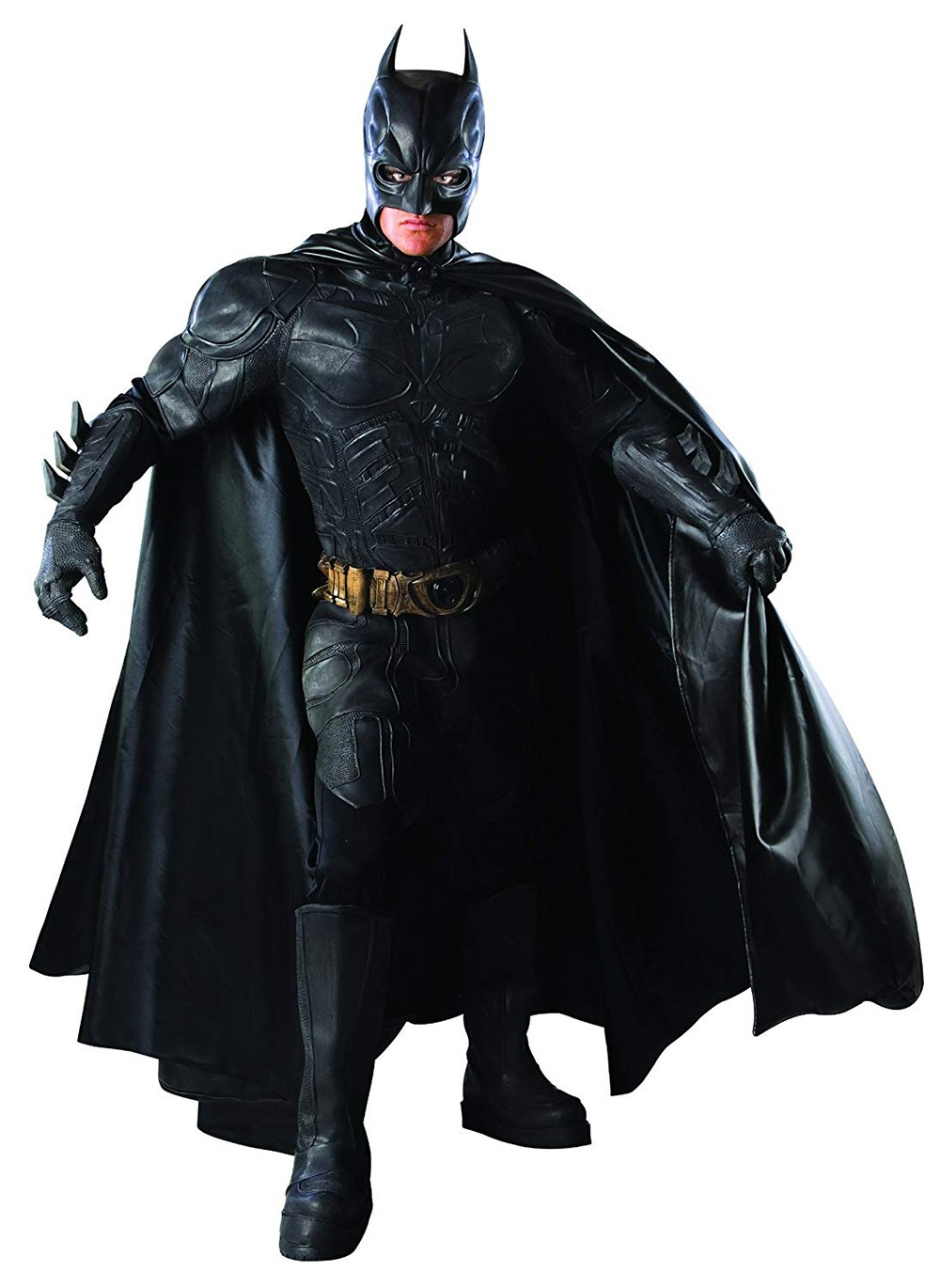 Dark Knight Costume 2
