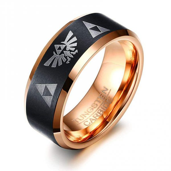Legend Of Zelda Wedding Rings 2